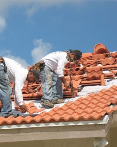Annual Roof Maintenance Inspection