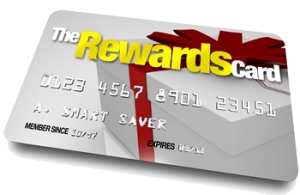 The Rewards Card